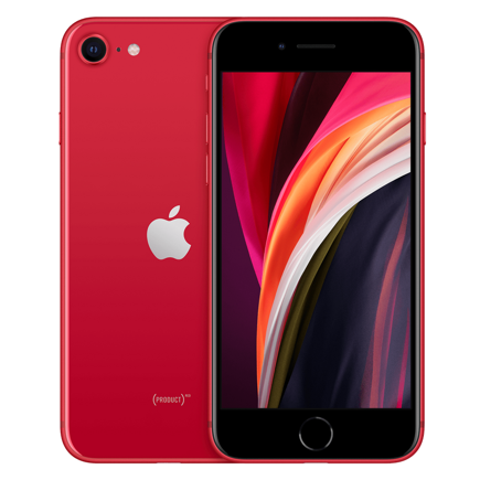 Apple iPhone SE 2020 64GB (PRODUCT)RED