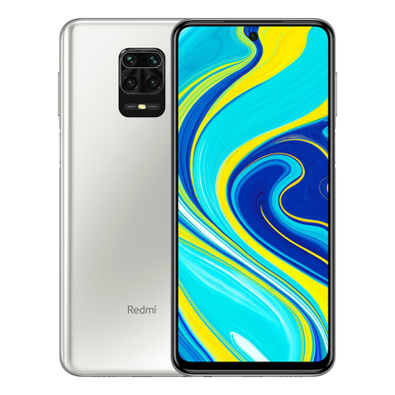 Xiaomi Redmi Note 9S 4/64Gb Белый