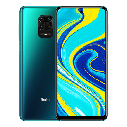 Xiaomi Redmi Note 9S 6/128Gb Зеленый