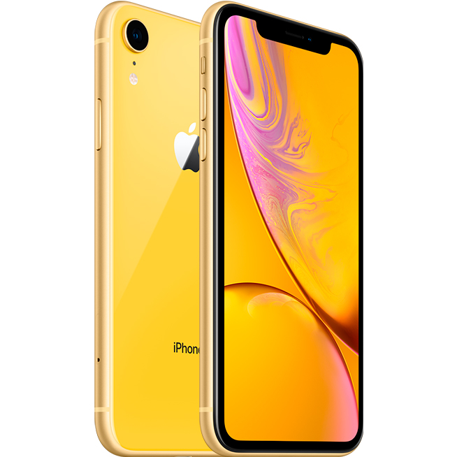 Apple iPhone XR 128GB Yellow (1sim)