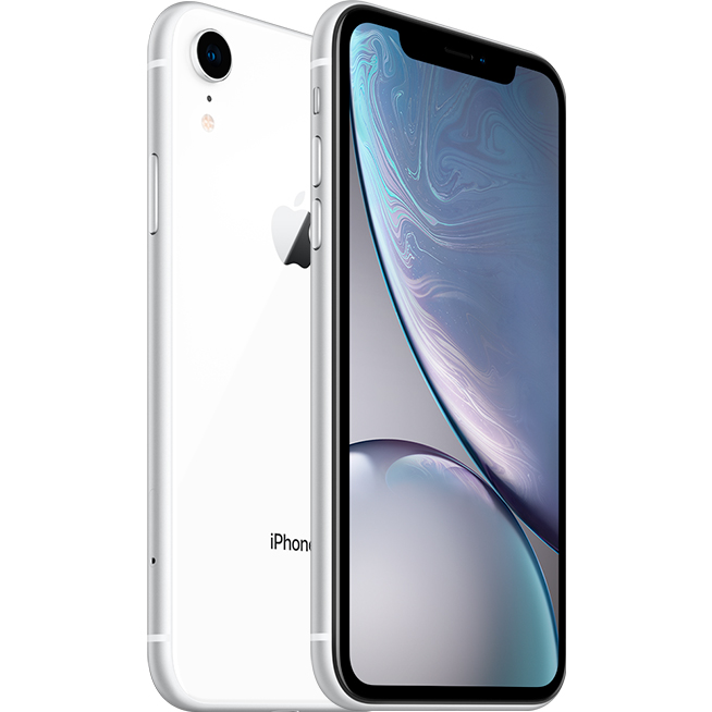 Apple iPhone XR 64GB White (1sim)
