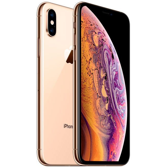 Apple iPhone XS Max 64Gb Gold (1sim)