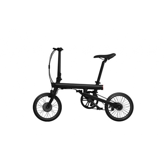 Mi QiCYCLE Folding Electric Bicycle Black