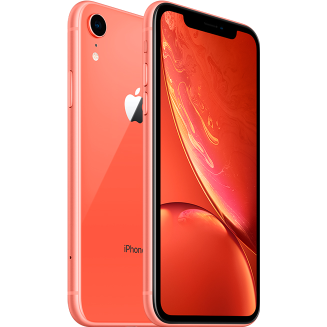 Apple iPhone XR 128GB Coral (1sim)