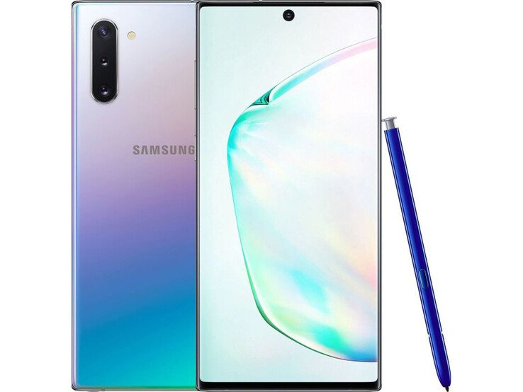 Samsung Galaxy Note10 N970F 8/256GB Aura