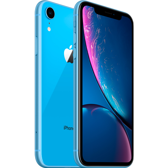 Apple iPhone XR 64GB Blue (1sim)