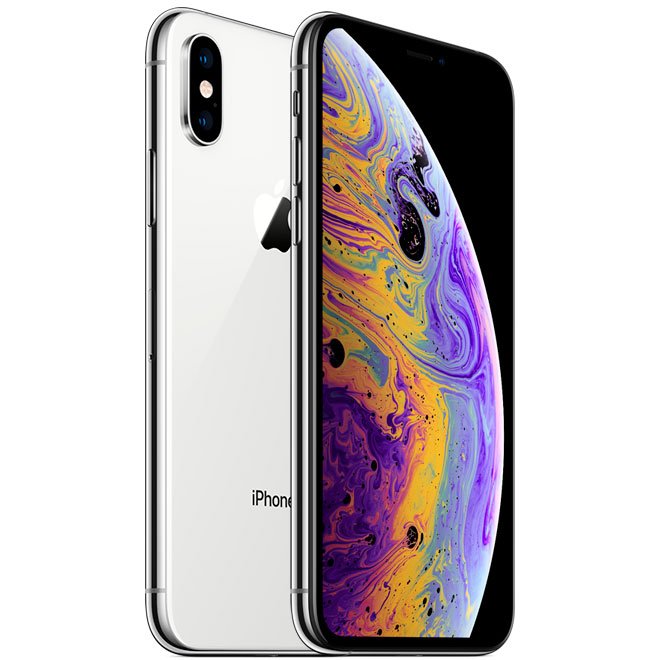 Apple iPhone XS Max 512Gb Silver (1sim)